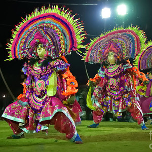 Chhow Dance