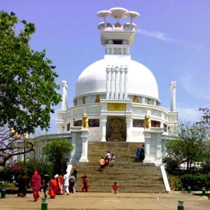 Dhauli Hill Odisha