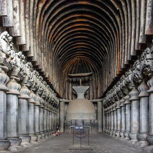 Kalra Buddhist Caves