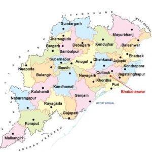 Literacy Rate in Odisha