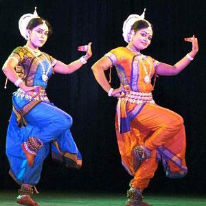 Odissi Folk Dance