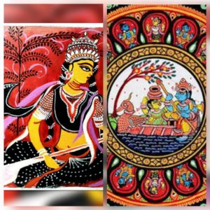 Traditional Paintings of Odisha