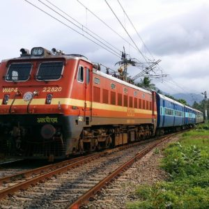 Trains in Odisha